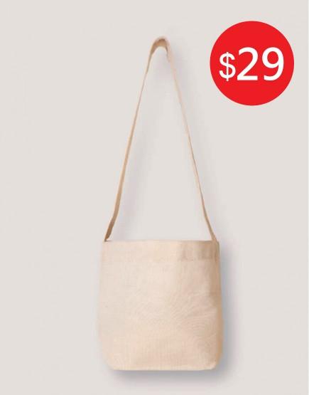 飲料小提袋水壺袋 棉布單邊加長提把