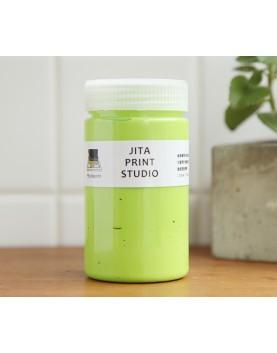 淺綠色網印/絹版水性油墨/大罐300ML