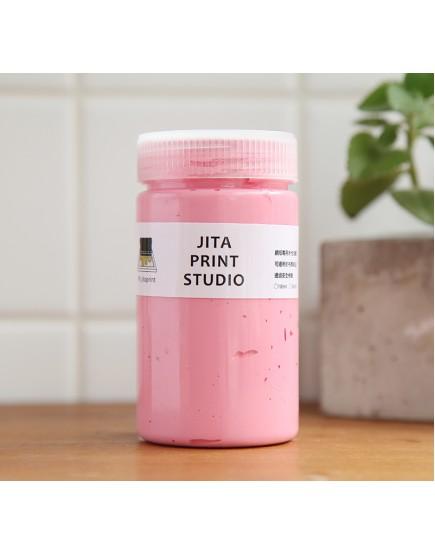 粉紅色網印/絹版水性油墨/大罐300ML