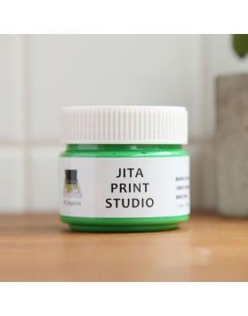 綠色網印/絹版水性油墨/小罐100ML