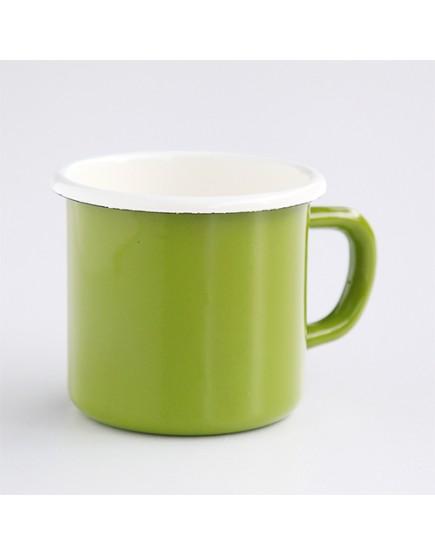 綠色 | 琺瑯杯 | 金屬材質
