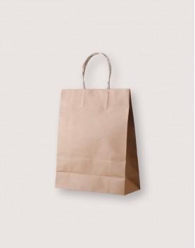 牛皮紙袋 | 紙繩手提 | XS | 25入
