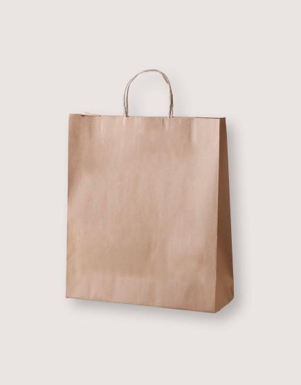 牛皮紙袋 | 紙繩手提 | XL | 25入