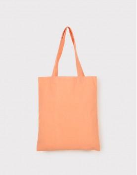 | 預購款 | 中帆布直式肩背包 - 橘紅 | 起訂量50個 |