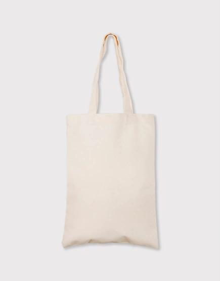輕帆直式小提袋 - 淺漿