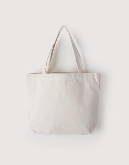 帆布橫式袋 | 中帆布 | 雙層