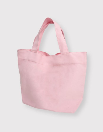 彩色帆布餐袋 六色