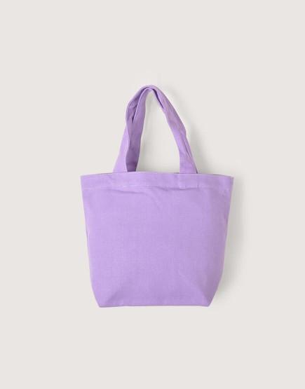 多色帆布小托特│紫色│小提袋│婚禮小物