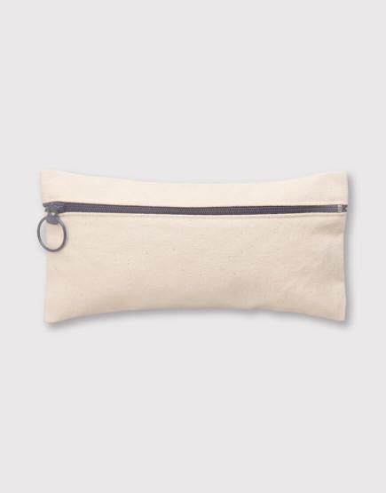 側邊拉鍊筆袋 - 10色