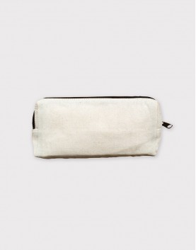 厚帆布筆袋 | 布製筆袋 | 拉鍊筆袋 | 加大款