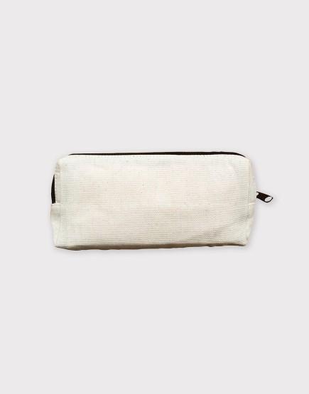 中帆布筆袋 | 布製筆袋 | 拉鍊筆袋 | 加大款