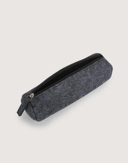 羊毛氈筆袋 | 深灰色