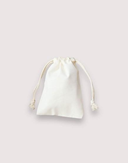 | 缺貨 | 中帆布束口收納袋 - 迷你