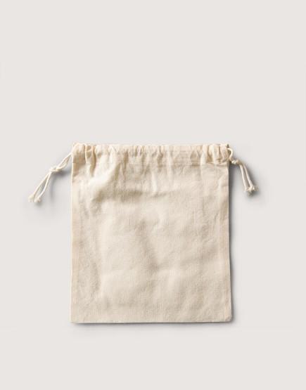 束口棉布收納袋│中尺寸| 包裝袋 | 禮物袋 | 可印圖