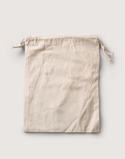 束口棉布收納袋│大尺寸│包裝袋│禮物袋│可印圖