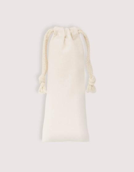 束口棉布收納袋 7x20cm