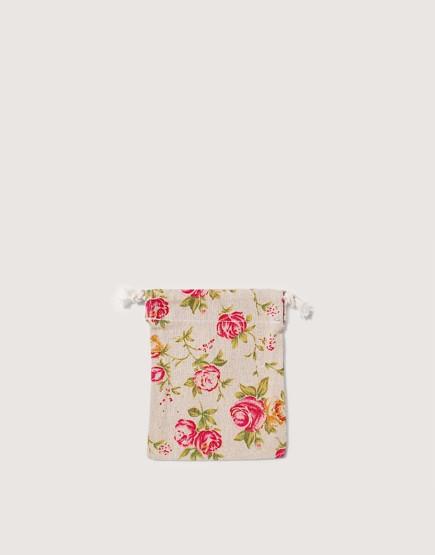 玫瑰束口袋│迷小尺寸| 包裝袋 | 禮物袋