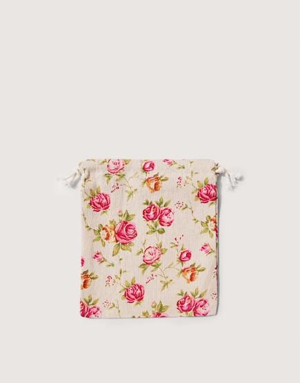 玫瑰束口袋│小尺寸| 包裝袋 | 禮物袋