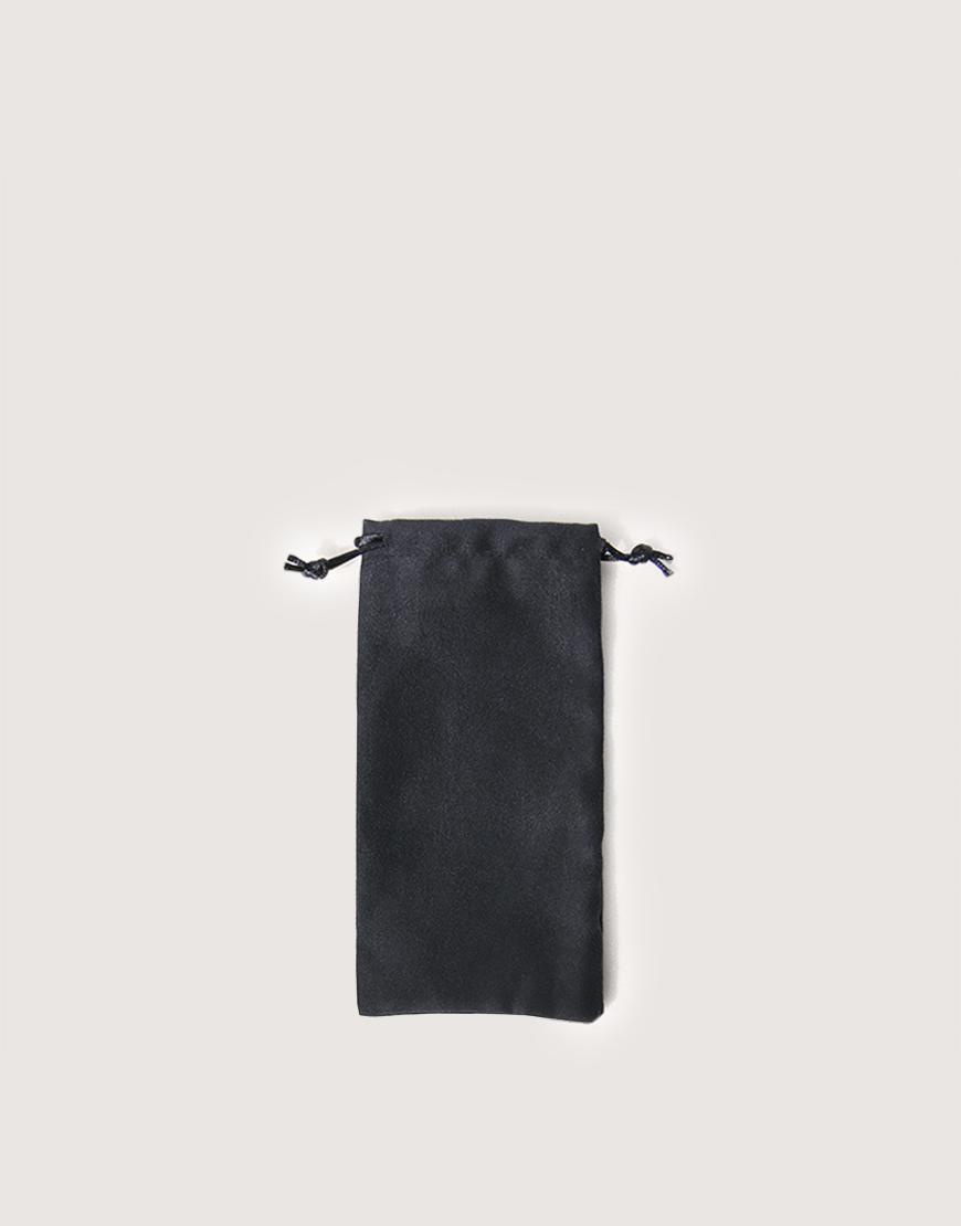 仿麂皮絨布束口袋│黑色│包裝袋│禮物袋