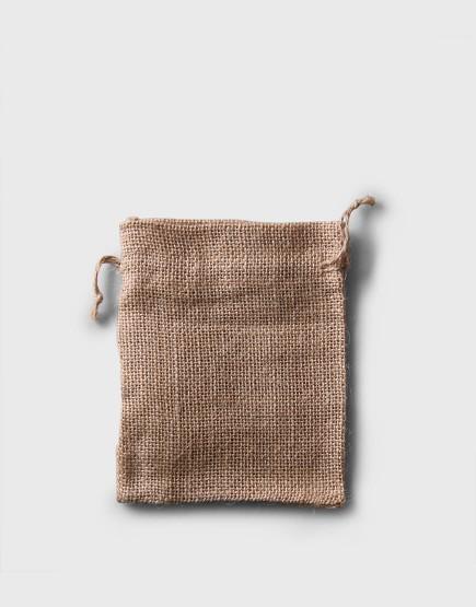 麻布束口袋│中尺寸| 包裝袋 | 禮物袋 | 可印圖