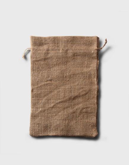 麻布束口袋│大尺寸│包裝袋│禮物袋│可印圖