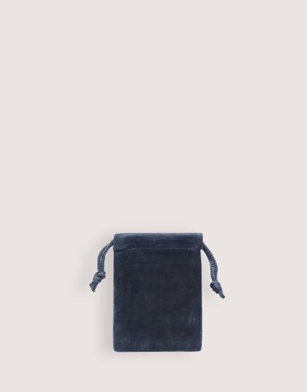 天鵝絨束口袋│黑色│包裝袋│禮物袋
