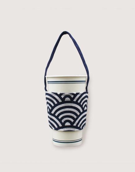 飲料提袋 | 12N雙層帆布 | 祥雲