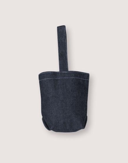 | 缺貨 | 牛仔布飲料小提袋