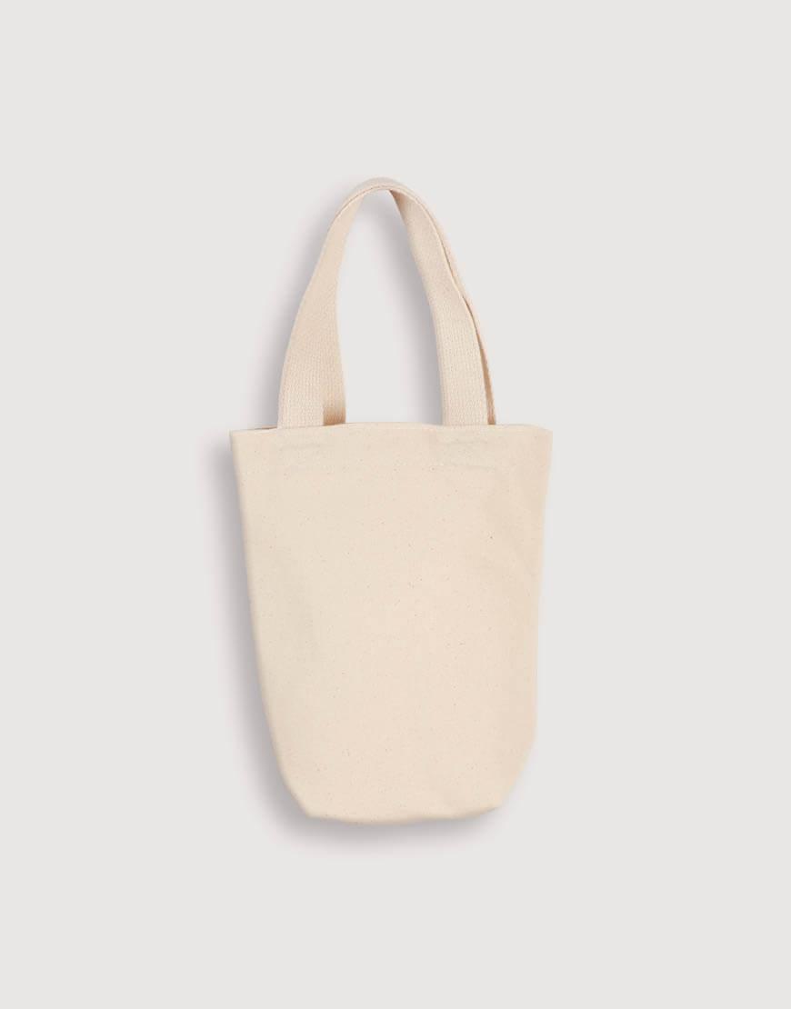 飲料小提袋 | 水壺袋 | 帆布 三色