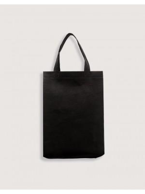 熱壓不織布直式袋 有底有側 -M號 (現貨三色可選)