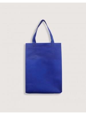 熱壓不織布直式袋 有底有側 -L號 (現貨三色可選)