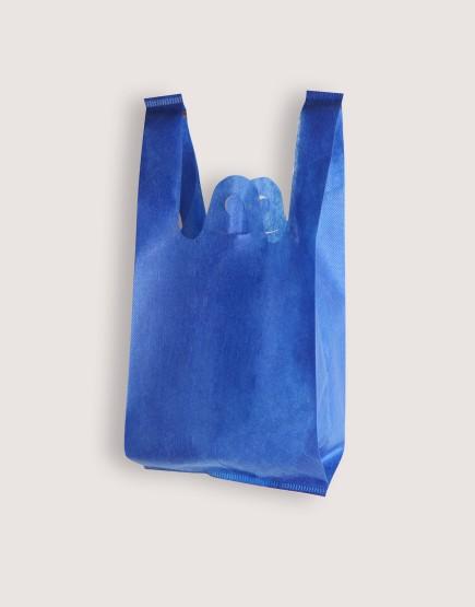 不織布│XS背心袋│1包50入 | 深藍色
