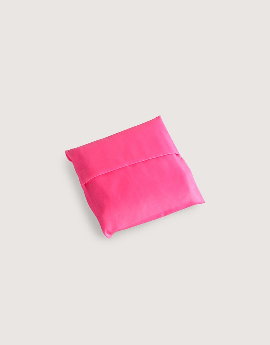 尼龍袋│折疊購物袋│桃紅