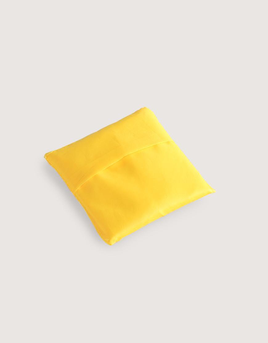 尼龍袋│折疊購物袋│黃色