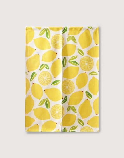 預購門簾 |檸檬 | 布簾