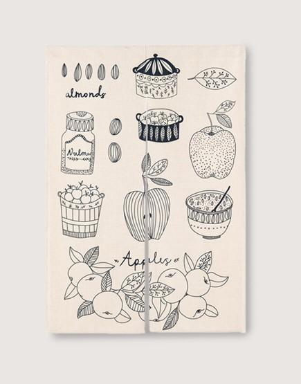 預購門簾 | 水果果醬 | 布簾