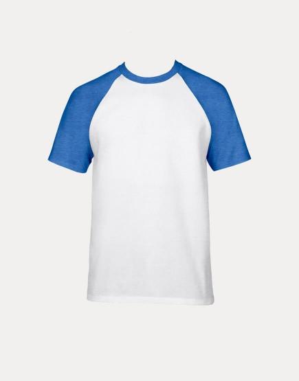 棒球中性T恤 - 5色