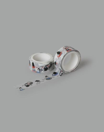 紙膠帶 | 筆兒  |15mm