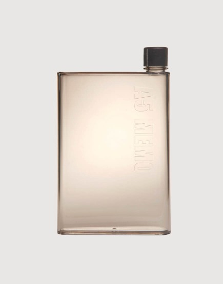 隨手杯 A5紙張水瓶 420ml 透明系列