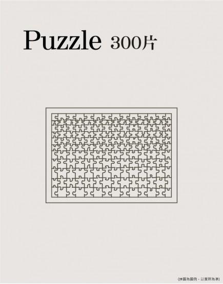 紙拼圖 300片