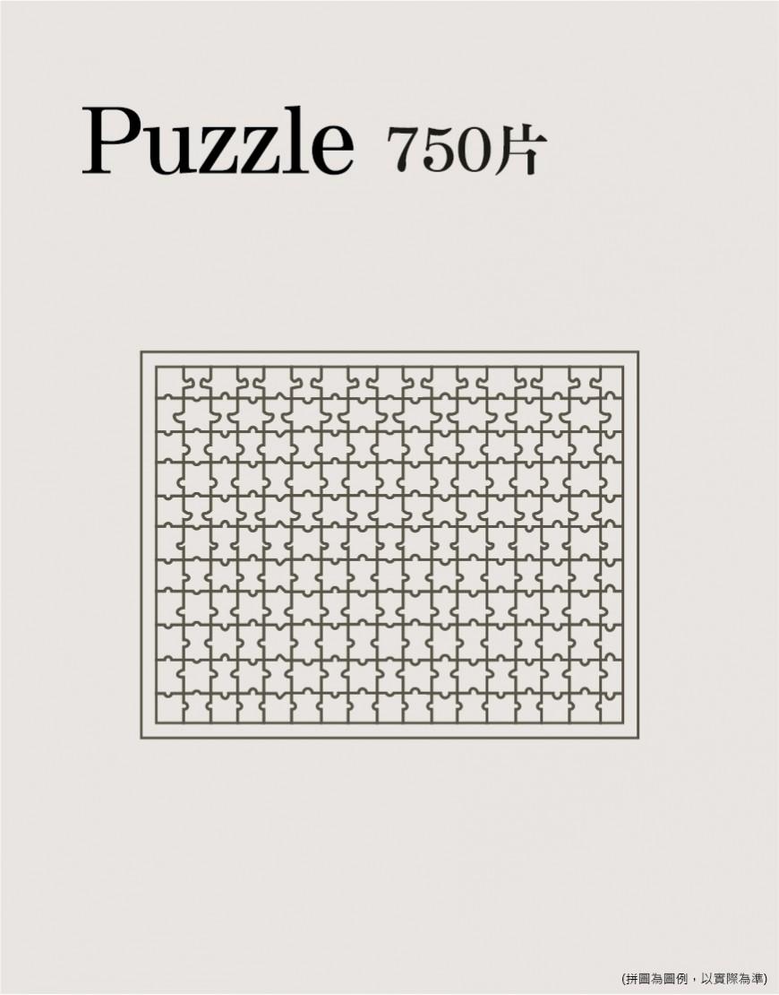 紙拼圖 750片