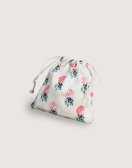 花布束口袋 | 鳳梨束口袋 | 小尺寸