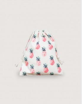 花布束口袋 | 鳳梨束口袋 | 中尺寸
