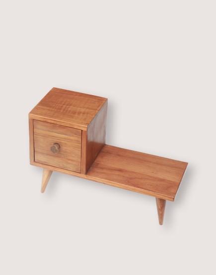 木製品 | 平台腳櫃 | 1抽