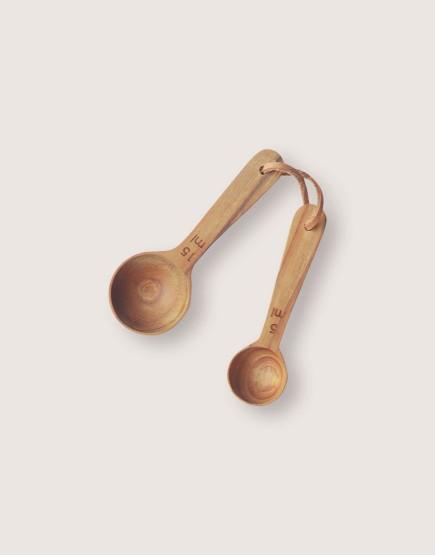木製品 | 柚木量勺組