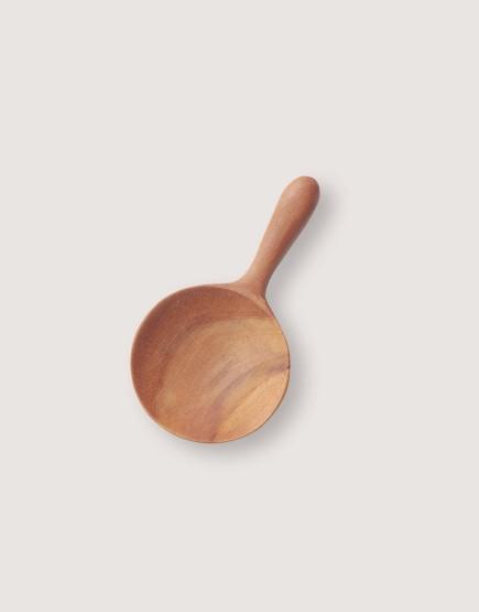 木製品 | 柚木扁平勺