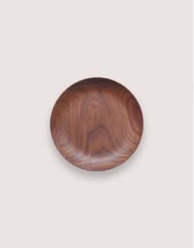 木製品 | 木盤 | 圓型胡桃木盤