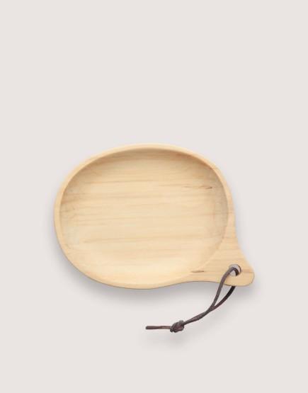 木製品 | 木盤 | 特殊形橡膠木盤 | 小