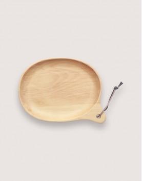 木製品   木盤   特殊形橡膠木盤   大