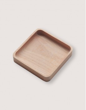 木製品 | 方形天然木盤